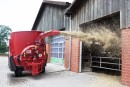 BvL Straw blower