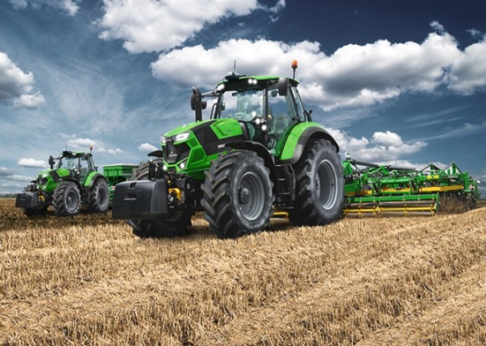 Tractor 7 series