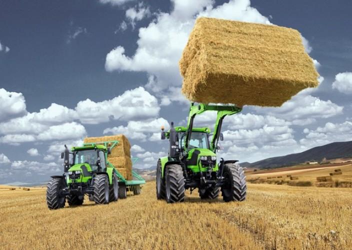 Tractor 5D series