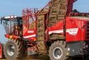 REXOR 6200 PLATINUM - self-propelled harvesting technology