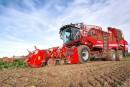 REXOR 6300 PLATINUM - Self Propelled Harvesting Technology