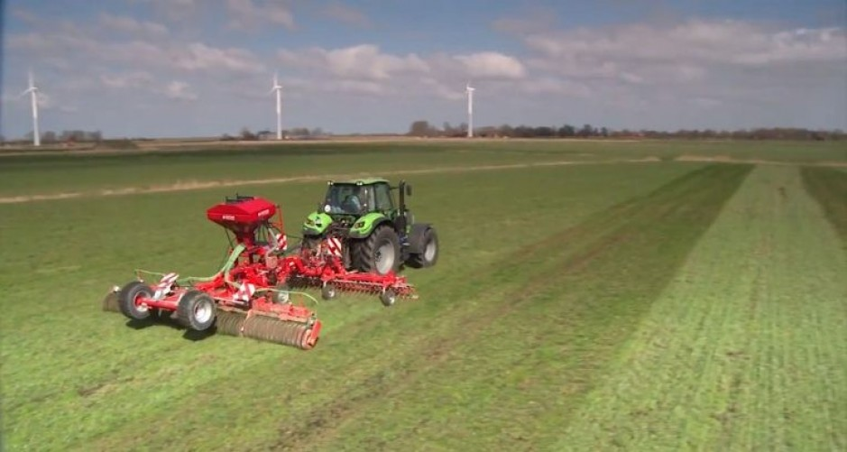 Greenmaster 640 - Grassland maintenance