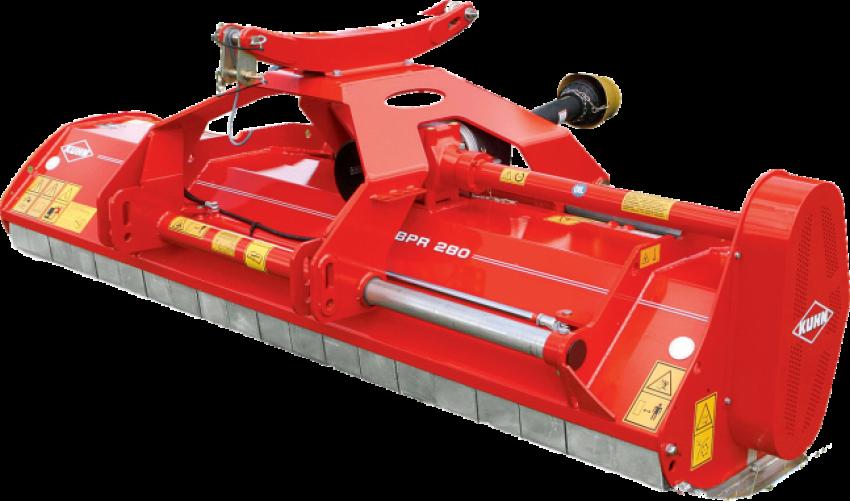 BPR280 Flail mower