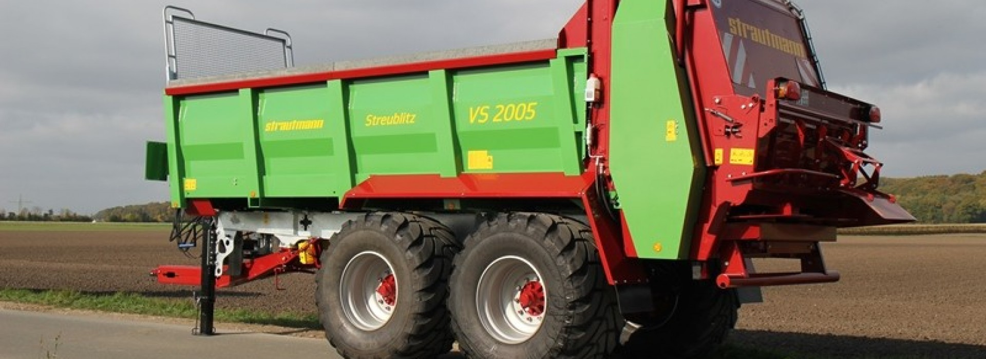 VS series Manure spreaders