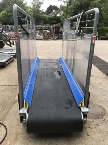 Horse gym 2000 trainingsband / loopband